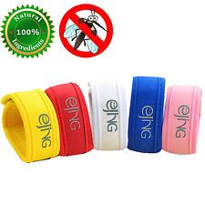 Natural Mosquito Repellent Bracelet Insect Protection Control Wrist Band Camping | eBay