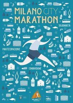 marathon poster - Google Search
