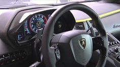 2017 Lamborghini Aventador S | Interior Close-up