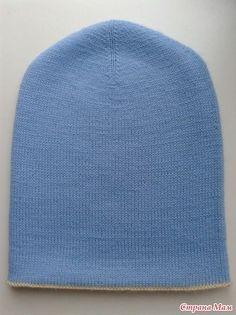 Двусторонняя шапка