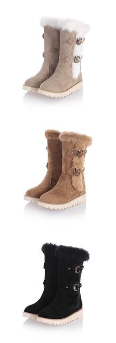 Winter boots to add into your shoe closet! Find it here.