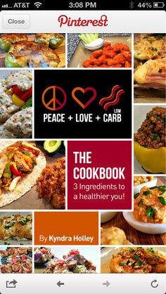 Peace, Love , and Low-Carb