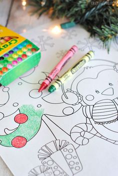 Tweet Pin It OK, you've got me hooked on making coloring pages! I made some for Halloween and Thanksgiving and I had fun making them, had fun coloring them with my kids and you LOVED them! So let's do it again, ok? How about some free printable winter and Christmas coloring pages? I've got Santa...Read More »