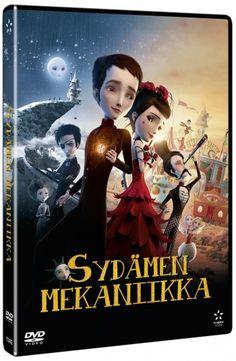Sydämen Mekaniikka DVD 14,95€