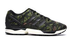adidas Originals ZX Flux 'Deep Forest'