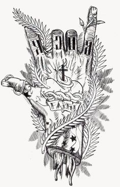 Sleeve tattoos Full sleeve tattoos and Sleeve tattoo designs on ...