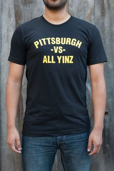 Pittsburgh vs All Yinz