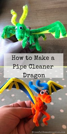 Excellent Absolutely Free pipe cleaner Crafts for Kids Tips There are some very easy projects with regard to kids. All they want are a few materials just like conduit pu Cute Kids Crafts, Fun Crafts For Kids, Summer Crafts, Toddler Crafts, Diy Crafts To Sell, Projects For Kids, Diy For Kids, Craft Projects, Craft Ideas