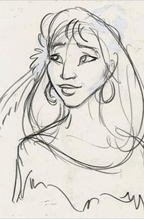 19 Disney Characters That Could Have Looked Completely Different- This Pocahontas would have looked more realistic