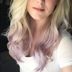 Leslie E.'s ombre hair is smooth and silky. Discover the products she used, all available at Beauty Brands. #MyGreatHairDay