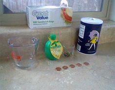 No puedo creer que una bolsa con monedas realmente pueda hacer eso… ¡GUAU!