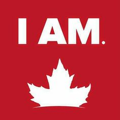 I am Canadian logo with maple leaf. The article is about words and phrases only used in Canada. Canadian Things, I Am Canadian, Canadian History, Canadian Memes, Attic Renovation, Attic Remodel, Ontario, Canada Day Crafts, All About Canada