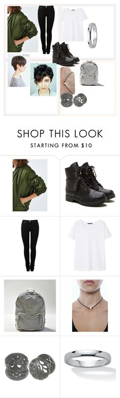 """""""Autumn Vibes"""" by blind-mous3 ❤ liked on Polyvore featuring Topshop, MM6 Maison Margiela, MANGO, American Eagle Outfitters, MGEMS and Palm Beach Jewelry"""