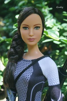 Katniss Everdeen, Hunger Games doll :) photography