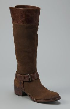 Matisse Saddle Utah Leather Boot