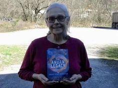 Glenna with #TheAnuanLegacy in Emma, Kentucky!
