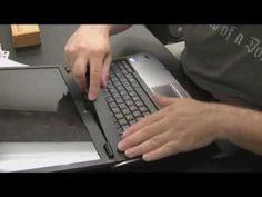How to Replace Keyboard on any laptop DIY - YouTube
