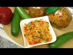 Aga, Zucchini, Chicken, Vegetables, Food, Youtube, Cooking Recipes, Tomatoes, Essen
