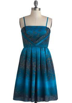 Soar Look Swell Dress, #ModCloth