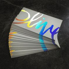 wetheprinters | Spot UV Business Cards • Silk Laminated Business Cards • Color Foil • Embossing • Luxury Printing – Instagram Gallery