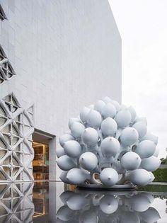 Museum of Contemporary Art, MOCA, Bangkok, Thailand © Phasin Sudjai, Cool Cities