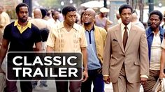 American Gangster Official Trailer #1 - Denzel Washington, Russell Crowe...