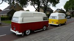 Aircooled High roofs / high doors