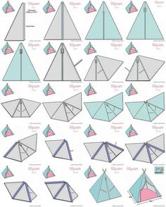 TP tutorial Fabric Wigwam Pattern and Tutorial - from toriejayneFor my Nephew's third birthday I made him a fabric wigwam with a floor quilt.Tipi o tepees para niñosjak uszyć tipi – Tilda Homepanels on a teepee Diy Tipi, Diy Teepee Tent, Tp Tent, Kids Tents, Teepee Kids, Teepees, Sewing For Kids, Diy For Kids, Crafts For Kids