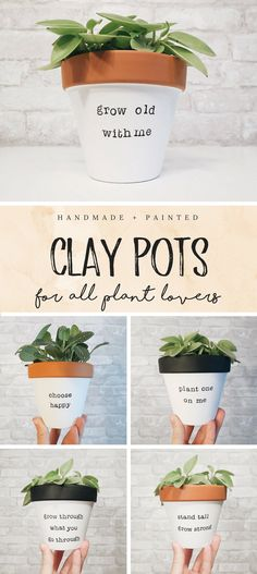 Earthly Planters with a Purpose {{boltxrally}} on Etsy! #planterideas #planters #greenhouse #greenhouseideas #springdecor #planterpots