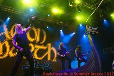 El show sorpresa de Amon Amarth en el Summer Breeze 2017