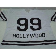 91b1b2d0a Vestido Camiseta Números Basquete Swag Beisebol Manga Curta - R  44