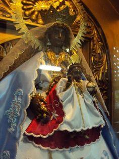 The Original Miraculous Image of Nuestra Señora Virgen de Regla, Patrona de Opon by Don Lemoin, via Flickr