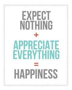 Expect Nothing + App
