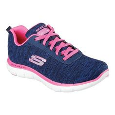Women's Skechers Flex Appeal .0 Training Sneaker Navy/