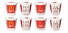 McDonald's Japan Has a 48-Piece Chicken McNugget Meal -- The McD's nugget meal is J-Pop themed.
