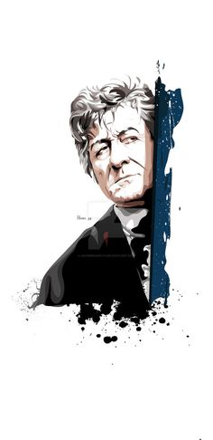 The Third Doctor Who by hansbrown-77 on DeviantArt