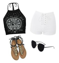 """Untitled #32"" by mursitsanna on Polyvore featuring Boohoo, Topshop and Roberto Cavalli"