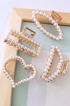 Natural Hair Accessories, Vintage Hair Accessories, Hair Accessories For Women, Jewelry Accessories, Fashion Accessories, Fashion Jewelry, Cute Jewelry, Hair Jewelry, Heart Hair