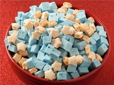 cereal marshmallows... COME TO ME