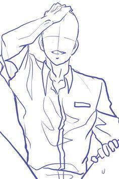 Male Pose Reference, Body Reference Drawing, Drawing Reference Poses, Hand Reference, Photo Reference, Drawing Tips, Body Sketches, Anime Drawings Sketches, Manga Posen