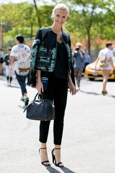 FWP New York Spring Summer 2014 Street Style Day Five and Six
