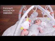 Mata edukacyjna chmurka Skip Hop firmy Skip Hop w naszym sklepie BabyMama. Sklep dla dzieci i mam.