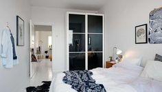 Arredare una camera da letto piccola - Piccolo ambiente di design