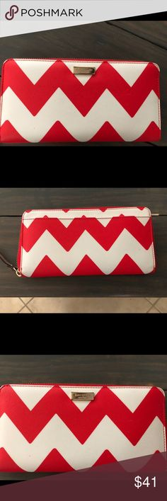 Kate Spade Wallet Great condition like new kate spade Bags Wallets