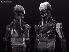 ArtStation - AlfaForma - Robotics, Edon Guraziu