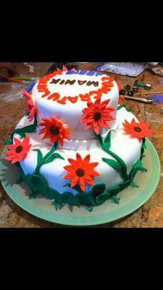 Cake for Manik