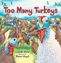 Popular Thanksgiving Picture Books For Kids - Are your kids excited that #thanksgiving is almost here?