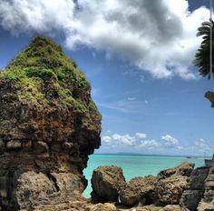 Aura Bay, Henoko. Okinawa
