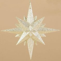DIY Moravian Star Tree Topper Living Well On The Cheap  - Make A Christmas Star Tree Topper