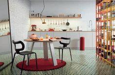 Adoro cocinar | Midi Colors by lagranja design | Design | Interior Design | Diseño | Art | www.sistema-midi.com |